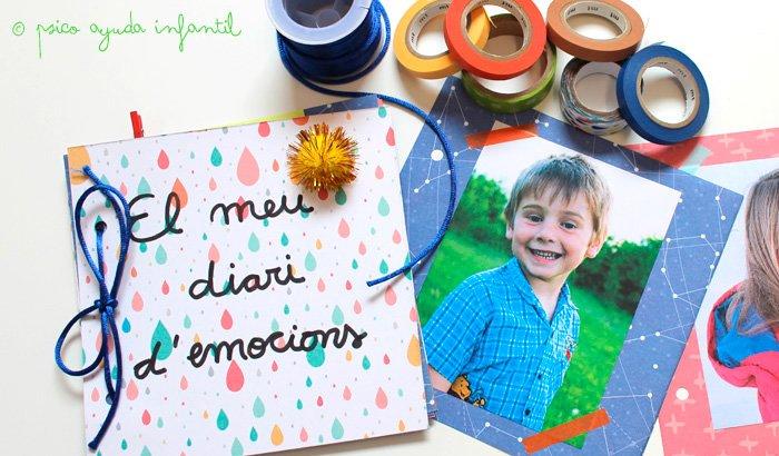 Psico Ayuda Infantil - Taller de educación emocional y Scrapbook