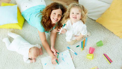 Psico Ayuda Infantil - ¿Cómo fomentar la creatividad en los niños?
