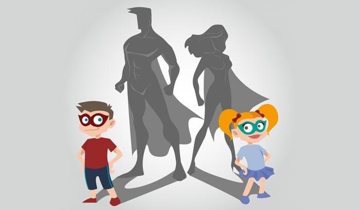 Psico Ayuda Infantil - Taller infantil: Descubre tu superhéroe