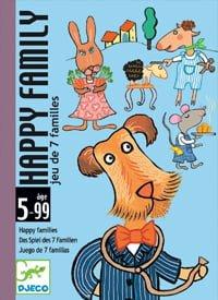 Psico Ayuda Infantil - Juegos de cartas educativos para estas navidades - Happy family