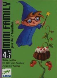 Psico Ayuda Infantil - Juegos de cartas educativos para estas navidades - Mini family