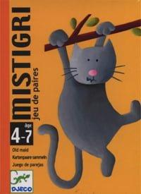 Psico Ayuda Infantil - Juegos de cartas educativos para estas navidades - Mistigri