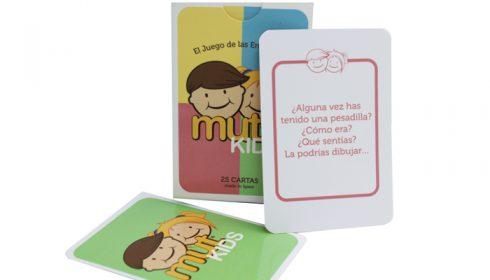 Psico Ayuda Infantil - Mut Kids, el juego de las emociones