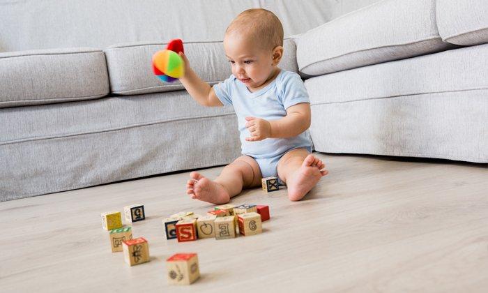 Psico Ayuda Infantil - El gateo de tu bebé