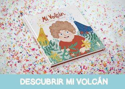 Psico Ayuda Infantil - Mi volcán - Cuento infantil