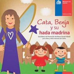 Psico Ayuda Infantil - Cuentos para prevenir el abuso infantil - Cata,Benja y su hada madrina