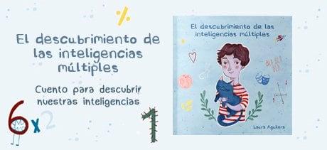 Libro infantil El descubrimiento de las inteligencias múltiples