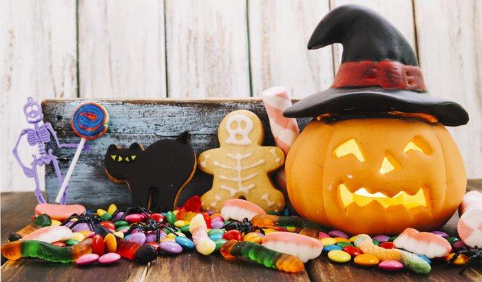 Psico Ayuda Infantil - Recetas para Halloween