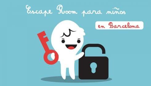 Psico Ayuda Infantil - Escape Room para niños en Barcelona