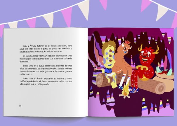 Psico Ayuda Infantil - El viaje de Lula