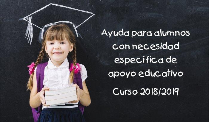 Psico Ayuda Infantil - Ayuda para alumnos con necesidad específica de apoyo educativo