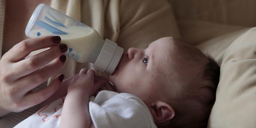 Psico Ayuda Infantil - Un biberón para mi bebé
