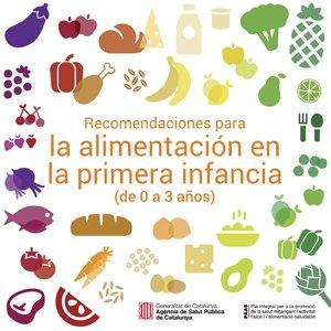Guía recomendaciones sobre la alimentación complementaria de 0 a 3 años